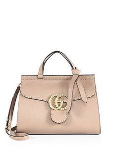 Gucci GG Marmont Leather Top-Handle Bag  AED 9838.96