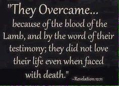 Revelation 12:11