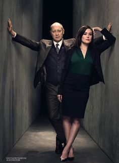 The Blacklist - I might have a little crush on James Spader after all these years.
