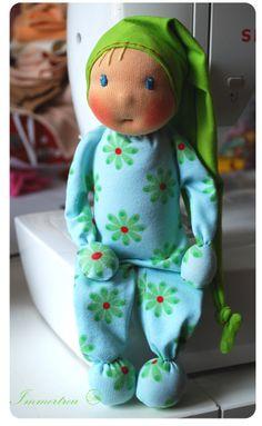 waldorf inspired doll by Immertreu® https://www.etsy.com/listing/180314763/immertreu-ready-to-ship-11-inch-cuddle?ref=listing-shop-header-2