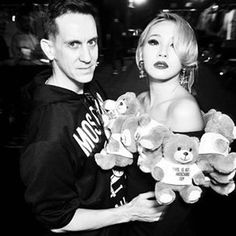 """[PHOTO] 160226 Jeremy Scott's Instagram Update:""""HAPPY BIRTHDAY TO MY BESTIE MY BUDDY MY MUSE MY ROCK MY PARTNER IN CRIME MY LOVE MY FRIEND CL I LOVE YOU MORE THAN WORDS CAN EXPRESS """""""
