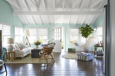 Country Living's House Of The Year 2013 Is A Restored Hurricane Sandy-Stricken Beach Bungalow