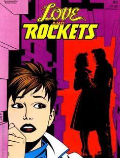 Love & Rockets 8