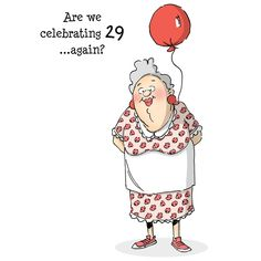 Are we celebrating 29...again?