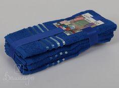 Набор полотенец BALE парламент 30х50 (3шт) от Karna (Турция) - купить по низкой цене в интернет магазине Домильфо