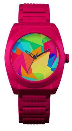 Lindo reloj by Kate Moross
