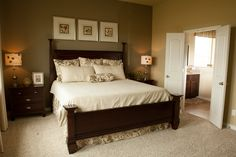 Master Bedroom - Atalon Floorplan - Saddle Creek Ranch