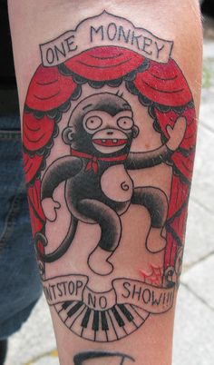 kinda makes you want to get a tattoo, huh?