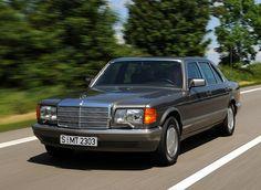 Mercedes-Benz 500SEL S-Klasse (W126) by Auto Clasico, via Flickr