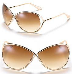 Tom Ford Miranda Sunglasses ...  DEFINITELY MY NEXT SUNGLASSES, love love these =D