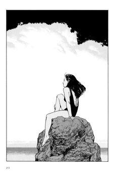 Satoshi Kon 今 敏 (Japanese, 1963-2010, b. Kushiro, Hokkaidō, Japan) - From Kaikisen aka Return to the Sea, Kaikisen-Return to the Sea, 2007  Drawings