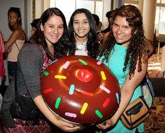 Sprinkles cupcake! #KP3D New York!