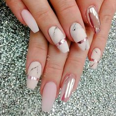 Magnificent Ballerina Nail Shape Designs ★ See more: https://naildesignsjournal.com/ballerina-nail-shape-designs/ #nails