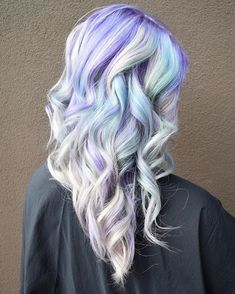 If Mermaids Were Real I'd bet their hair would look just like this.