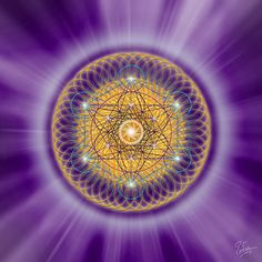 Sacred Geometry 139 Digital Art
