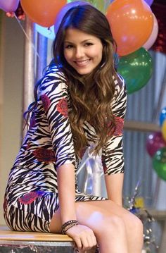 You the reasson  victoria justice on victorious