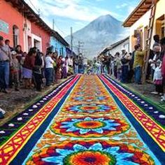 Collection, Beautiful, Antigua Guatemala, Rugs, Pictures