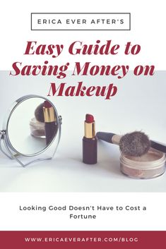 Try These #Money Saving Hacks Next Time You Shop for #Makeup