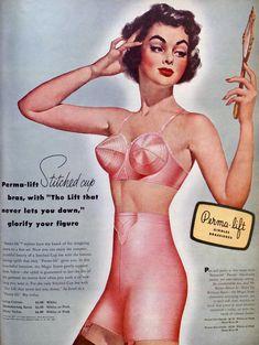 6ca3fa64af0 228 Best Vintage Lingerie Ads images