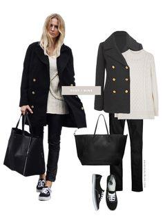 Minimal + Classic: Mija outfit