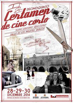 SILVER SANDS MOTEL de Cris Noda y Cayetana H Cuyás, ha sido seleccionado por el XV Certamen de cine corto Sala de los Infantes (Burgos). Del 28 al 30 de diciembre de 2014.