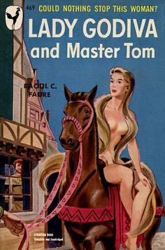 Lady Godiva and Master Tom