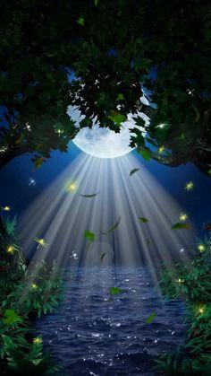 Beautiful Photos Of Nature, Beautiful Flowers Wallpapers, Beautiful Fantasy Art, Beautiful Nature Wallpaper, Beautiful Moon, Beautiful Images, Green Background Video, Best Photo Background, Girl Illustration Art