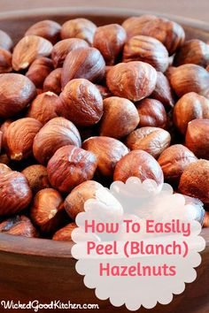 How To Easily Peel (