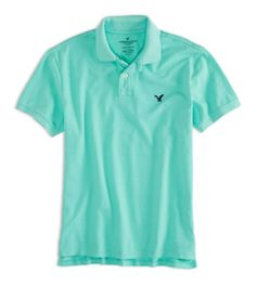 AE Solid Polo