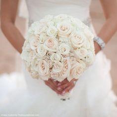 Najpiękniejsza wiązanka ślubna, jaką widziałam. Moja prywatna inspiracja! ❤