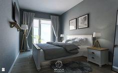 Sypialnia styl Eklektyczny - zdjęcie od AP DIZAJN - wnętrza & dizajn - Sypialnia - Styl Eklektyczny - AP DIZAJN - wnętrza & dizajn