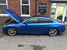 Returning customer visited us today to have his Tunit removed from his vehicle as he is awaiting his new car and wants the Tunit reprogrammed BHP from 321 to 367 Torque from 465 lbs/ft to 510 lbs/ft Simple fit - under an hour 5 year product warranty from new Call 01257 274100 for more info or email info@tunit.co.uk