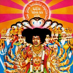 The Jimi Hendrix Experience – Axis: Bold As Love (1967) – Wow! This takes me back to the mind-blowing psychedelic late 60s when Jimi and others was EXPANDING our minds. This was his 2nd album and I loved it in 67 and still like it very much today. My favorite tracks: Spanish Castle Magic*Wait Until Tomorrow*Ain't No Telling*Little Wing*If 6 Was 9*You Got Me Floatin'*Castles Are Made Of Sand*Bold As Love. Jimi left us too soon. I enjoyed this album on vinyl today, 12/21/2014. Rating: 91%