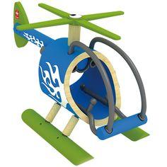 HAPE e-copter - vrtulník