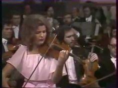 Anne Sophie Mutter   Massenet : Meditation from Thais   13 years old   Karajan   1976