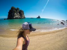 Go Pro Tips & Tricks: I took this photo holding the GoPro in my hand in timelapse mode
