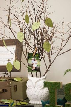 Woodland Baby Shower Party Ideas | Photo 3 of 29 | Catch My Party