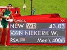 Novo fenômeno do atletismo sofre com multas de velocidade e veio do rúgbi