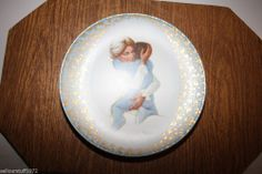 Hug Me Collectible Plate by Irene Spencer 1978 #53/10,000 Signed