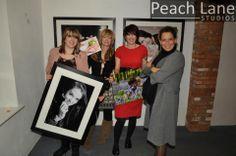 Alex Polizzi - The Fixer Peach, Polaroid Film, Studio, Photography, Photograph, Fotografie, Studios, Photoshoot, Peaches