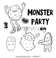 Image result for doodle monsters Doodle Monster, Monster Party, Monsters, Peanuts Comics, Doodles, Snoopy, Kawaii, Fictional Characters, Image