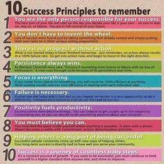 Erfolgsprinzipien