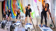 Paddle Healthy   Indoor SUP Studios, So Hot This Winter   SUP Magazine