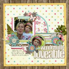 kit: I'm me by The Stamping Chef      template Cindy schnieder