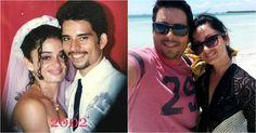 Así recordó Luis Silva su aniversario de boda (FOTOS) #Farándula #LuisSilva #Pánfilo