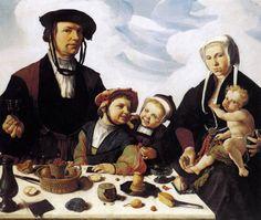 Painting by Maerten van Heemskerck  Heemskerk 1498 – 1574 Haarlem