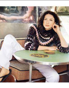 Caitriona Balfe in Vogue Spain