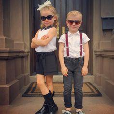 Neil Patrick Harris' Twins Harper and Gideon Head to Kindergarten — Plus See More Celeb Kids' Back to School Photos!