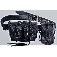 kmrii scorpion belt/pouch