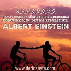Albert Einstein Sözleri Deyişleri Derin